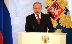 Послание Президента Федеральному Собранию • Президент России Послание Президента Федеральному Собранию