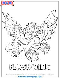 Coloring Page Giants Printable Pages Ideas Trap Team Skylanders