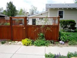 Lock Board Fence Horizontal Post Spacing Different Types Of Wood
