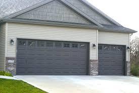 double garage doors with windows. Dark Garage Doors Brown Panel Door Window Inserts In Downs Windows Paint . Double With