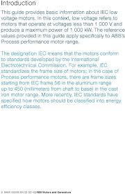 Abb Electric Motor Frame Size Chart Iec Motor Frame Size Chart Abb Lajulak Org