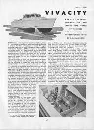 Vic Smeed Designs Vic Smeeds Model Boat Designs Model Boats