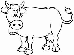 Small Picture Awesome Cow Coloring Page Images Coloring Page Design zaenalus