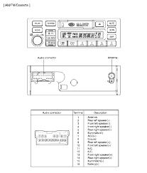 kia spectra radio wiring diagram 2005 wirdig