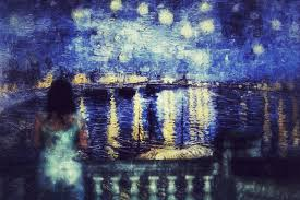 starry night over the rhone september 1888 is one of vincent van gogh s paintings