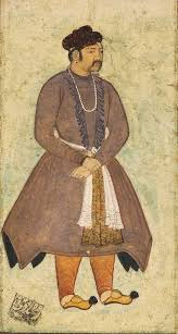 death of the emperor akbar history today late 16th century portrait of akbar by manohar