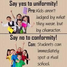 are school uniforms a good or bad idea school uniform and parents are school uniforms a good or bad idea