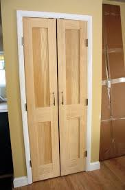 Lovely Prehung Closet Doors Interior French Top Double Exterior