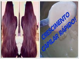 Resultado de imagem para melhor receita para o cabelo crescer rápido