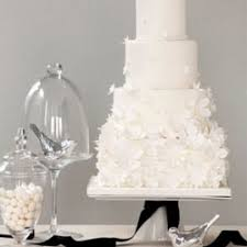 white wedding cakes gallery weddinggawker