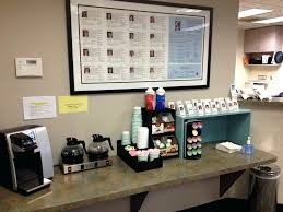office coffee stations. Office Coffee Station Now A Green Mountain Stations