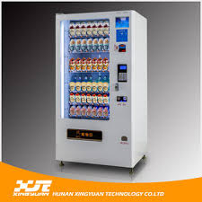 Automat Vending Machine For Sale Best China Automat Business Service Machine Cup Cake Vending Machine