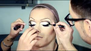 best in drag show behind the scenes pro makeup artist tutorial vlog mathias4makeup