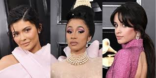 makeup looks from the grammy awards 2019