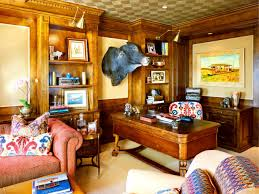 eclectic home office alison. Eclectic Home Office With Taxidermy On Wall Alison S