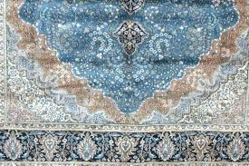 antique blue hand knotted wool rugs from red india silk area rug traditional