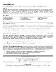 Clinical Service Manager Sample Resume Resume Samples Program