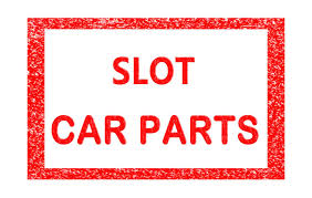 rs slot racing parts