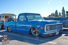 Slammed '76 Chevy C10 pickup truck | Hot Rod Resource