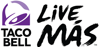 taco bell png. Plain Bell Taco Bell Logo Png Live Mas Png Black And White Download For Bell Png R