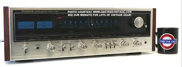 vintage stereo receiver. vintage and classic stereo receivers. refurbished, old school power houses certified with a 90 day warranty! receiver