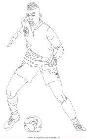 Disegno Paul Pogba Categoria Sport Da Colorare
