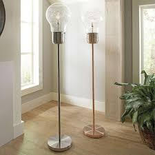 Kitchen Floor Lamps Floor Lamp Table Combination Dark Walnut Combo Floor Lamp405215