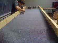 carpet ball table. diy carpet ball table - this is going on the to do list. i would