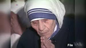 Mother Teresa will Become 'St. Teresa of Calcutta' on September 4