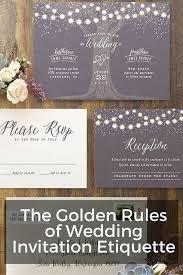 bbq wedding invitation wording elegant the golden rules of wedding invitation etiquette wording of bbq wedding