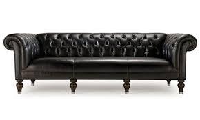 black leather tufted sofa. Plain Sofa Beautiful Black Leather Tufted Sofa 83 About Remodel Office Ideas With  And