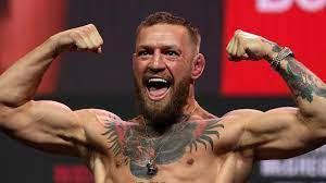Conor McGregor, wheelchair fight ...