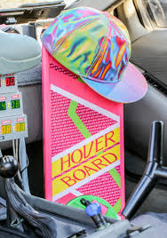 Hoverboard Plans Back To The Future 11 Scale Hoverboard