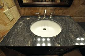 Refinish Bathroom Countertop Use Tub And Tile Paint To Refinish An Integral Sink And Countertop