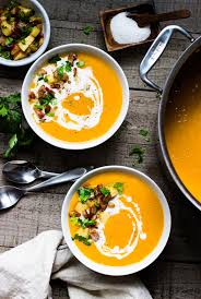 the best creamy ernut squash soup