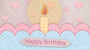 free happy birthday template happy birthday card after effect free template youtube