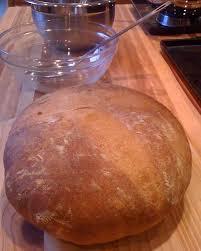 Rustic Italian Bread Pane Rustica Recipe From The Gianni Vs