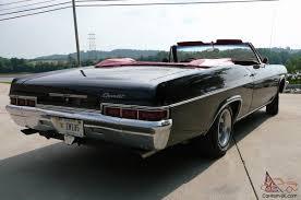 Chevrolet impala convertible SS 327 motor 66