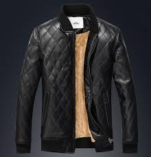 mens designer leather jackets men s leather pu jacket plus velvet leather coats fashion comfortable casual outwears uk 2019 from designergucci