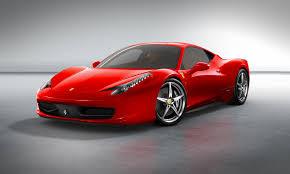 Ferrari En Coloriage