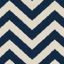 momeni baja chevron navy indoor outdoor area rug 3 11 x 5