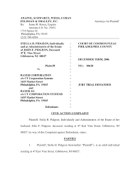 Sample Civil Complaint Form Stunning Ct Summons And Complaint Form Heartimpulsarco