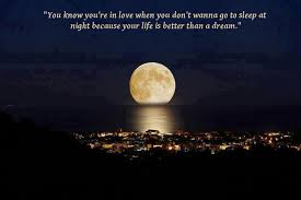 Beautiful Full Moon Quotes Best of Beautiful Huge Moon [about Love] Furry Talk
