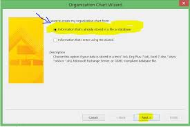 Create An Org Chart From Excel Data Visio Org Chart Tutorial Using Visio 2013 Exchange Server