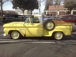 Calling all Yellow & White 2 Tone 1960-1966 Chevy/GMC Pickup ...