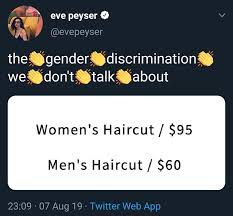 first of all a men s haircut costs