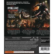 Dying Light The Following Enhanced Edition Xbox One BIG W