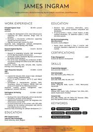 Sample Resme 1150 Resume Samples From Real Professionals Who Got Hired