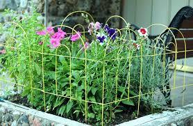 green metal garden border fence edging s ideas