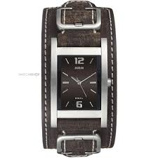 "men s guess buckle up watch i70571g2 watch shop comâ""¢ mens guess buckle up watch i70571g2"
